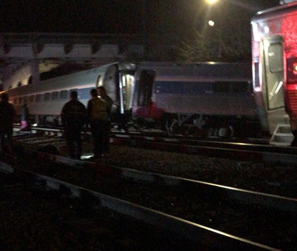 SC  train crash leaves at least 2 dead, 50 hurt