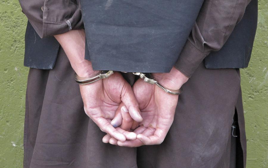 Police arrest 3 men over flogging of woman in Afghanistan