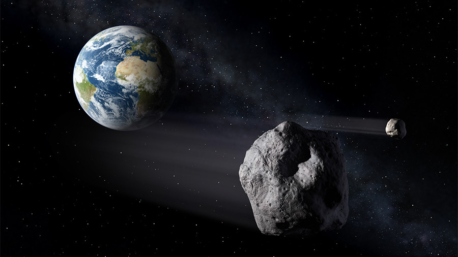 'Potentially hazardous': Colossal asteroid will fly past Earth tonight