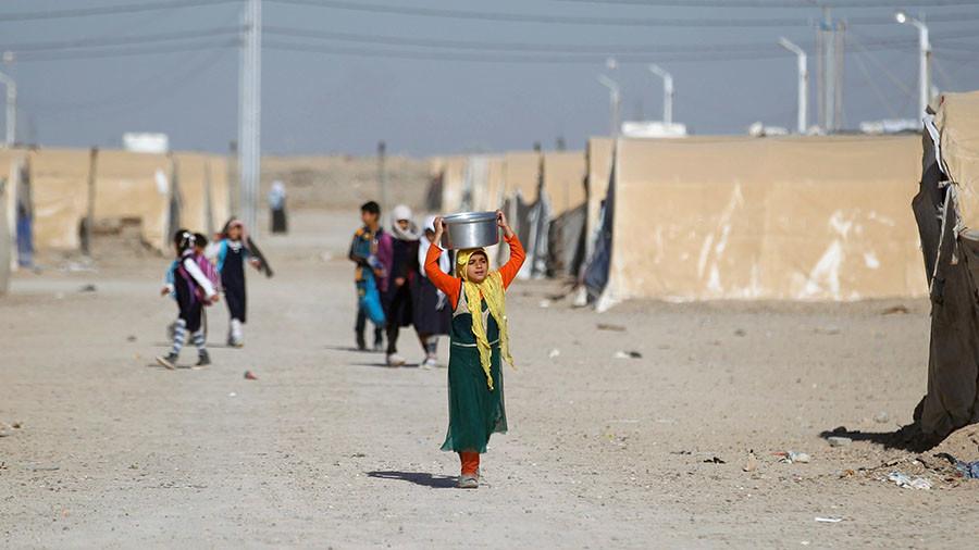 Iraqi court sentences 16 Turkish women to death over ISIS membership