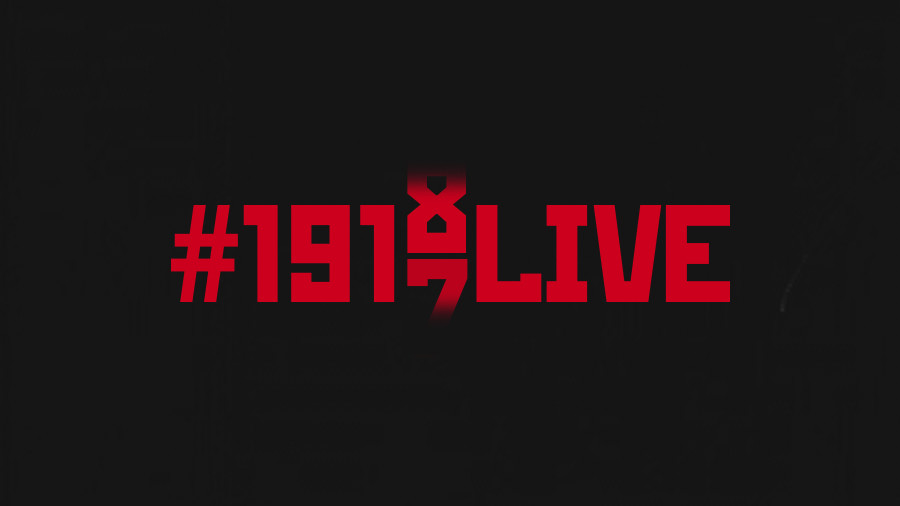 #1917LIVE: Twitter community won't let go, creates #1918LIVE to keep project going