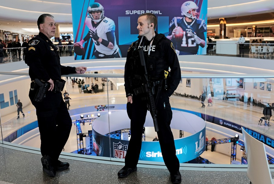 'Sensitive' Super Bowl documents found on airplane by… CNN