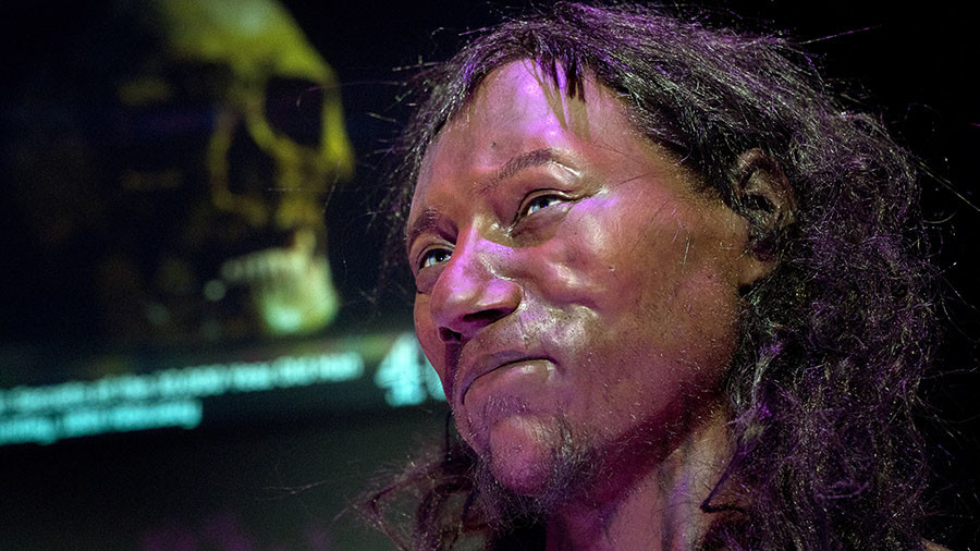 First modern Brits were black, groundbreaking DNA test on 10,000-year-old fossil reveals