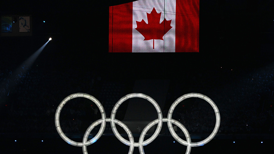 Piste off police: Canadian skier arrested for drunken car theft at Winter Olympics