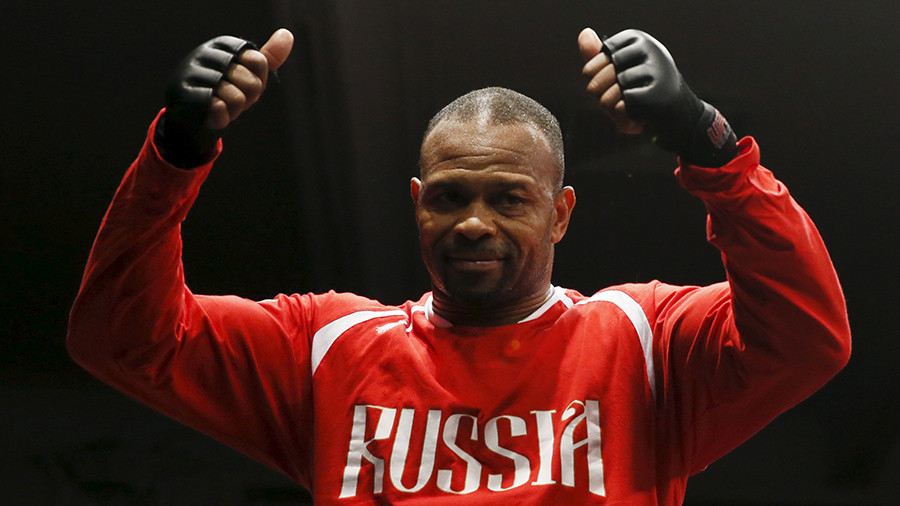 Legendary boxer ends career with win