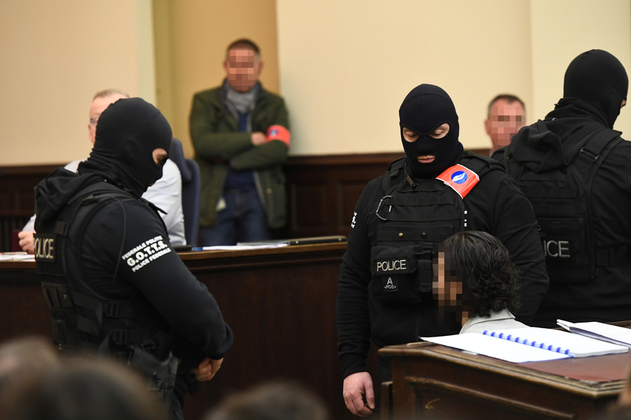 Paris attacker's defense team fails to have case dismissed on linguistic technicality