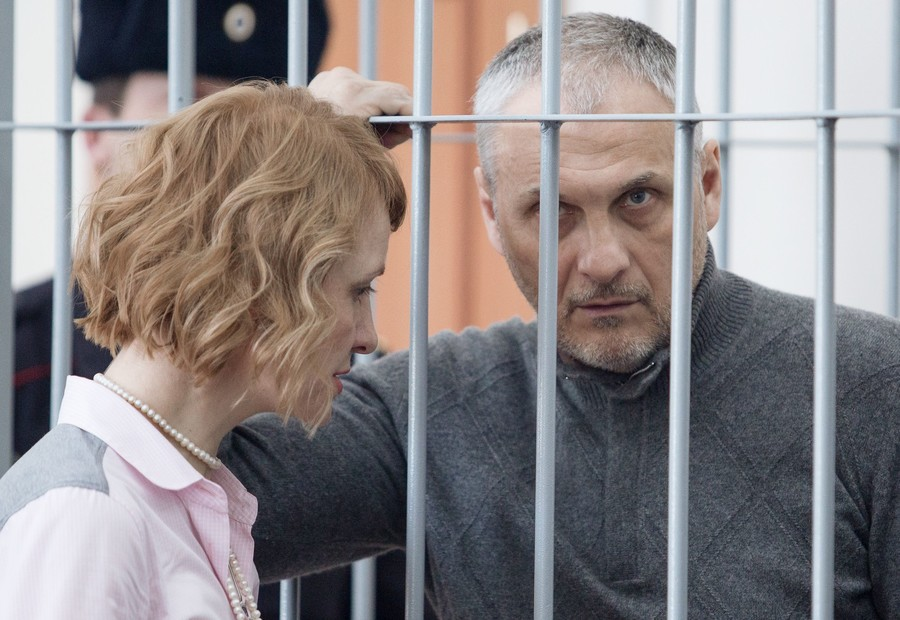 Russian ex-governor gets 13 years in major anti-corruption trial