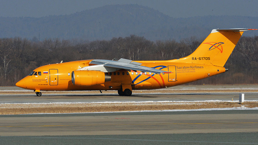 Russia opens probe into Saratov Airlines plane crash