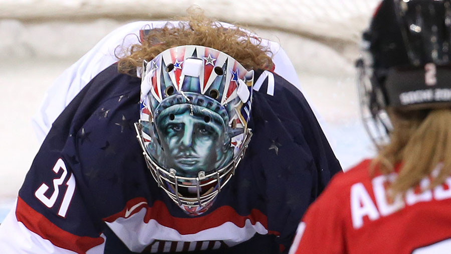 Taking Liberties: USA hockey goalies may be forced to remove statue masks