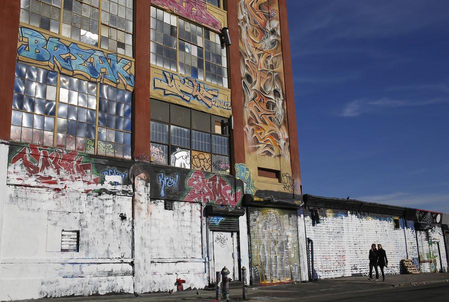 Judge awards graffiti artists $6.7mn after 'callous' landlord destroys buildings (PHOTOS)
