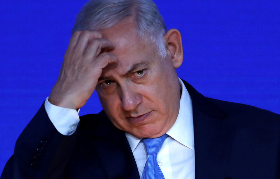 Israeli PM Netanyahu briefly hospitalized with fever