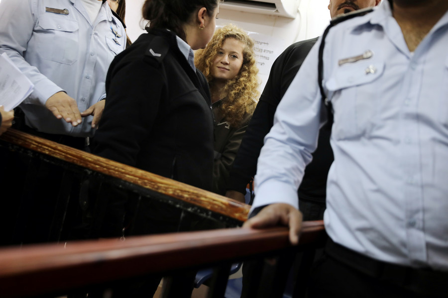 Seriously injured 15yo cousin of Ahed Tamimi arrested by Israeli soldiers (VIDEO)