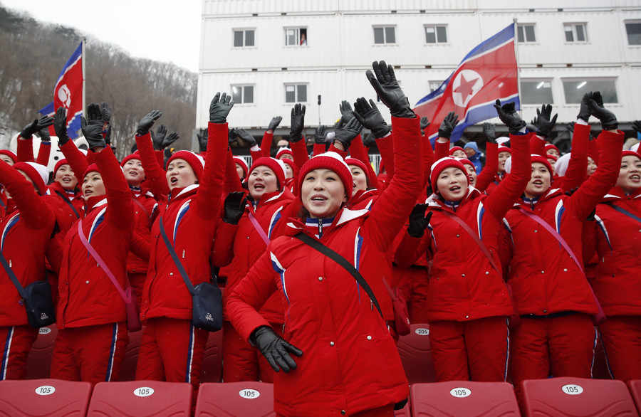 South Korea will pay up to $2.6mn for cost of North's participation in Winter Olympics