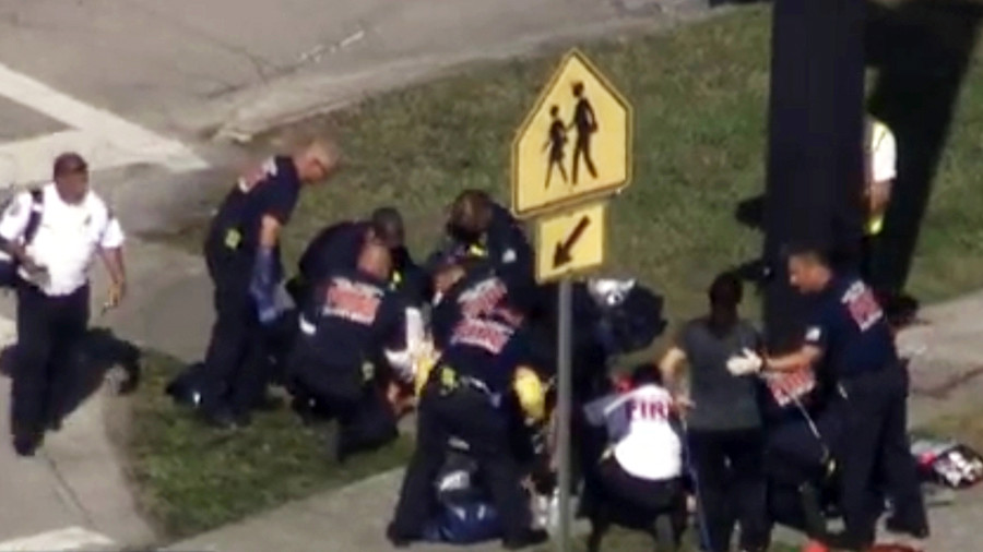 School mass shooting foiled by Washington police 1 day before Florida attack