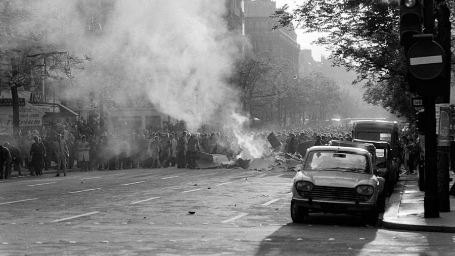 Legacy of 1968 protests: How a leftist revolution helped capitalists win