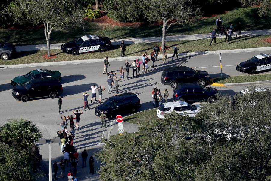 Police say Florida school shooter confessed, give details of how he almost got away