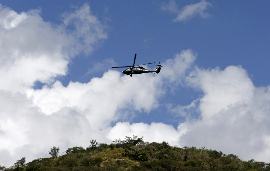 13 killed in Mexican helicopter crash, minister & governor aboard survive