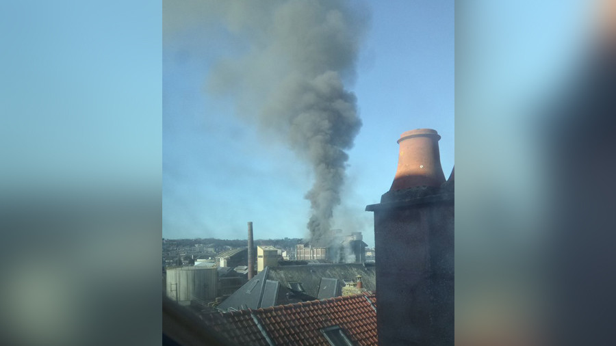 2 dead after explosion at factory in Dieppe, France (PHOTOS)