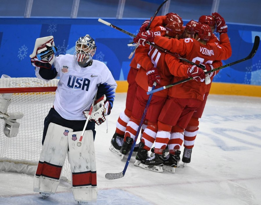 Russian hockey team claims gold in PyeongChang, beating Germany 4-3 in overtime