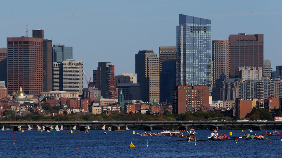 'Boston Strong'– Boston, MA