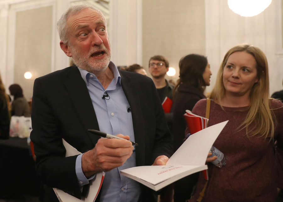 Jeremy Corbyn: Body snatcher, weather-wrecker, hamster-eater — Twitter reacts to smear campaign