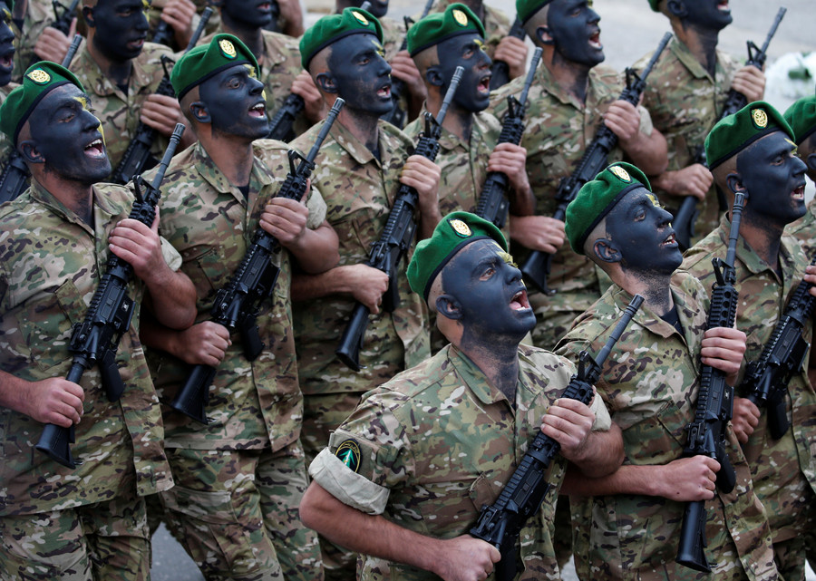 Lebanon ready to confront any 'Israeli aggression at all costs' – army