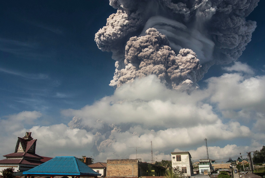 World has no plan in place for next cataclysmic eruption – volcanologists