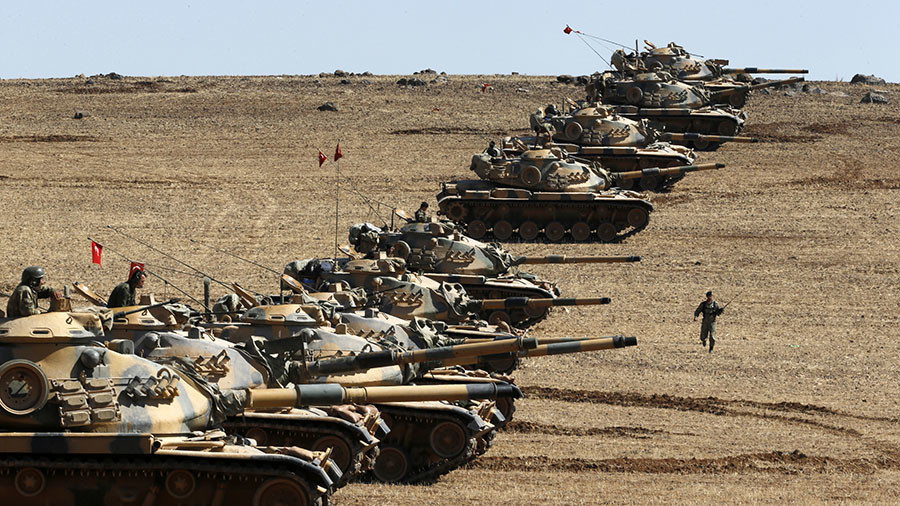 US gave Kurds modern arms, made Turkey launch Afrin op – Russian Security Council