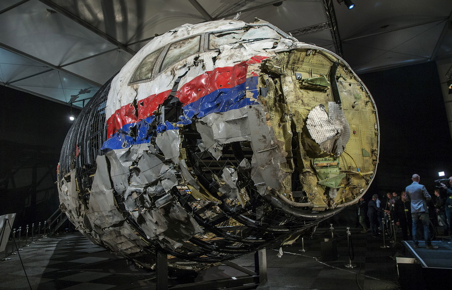 MH17 plane crash news