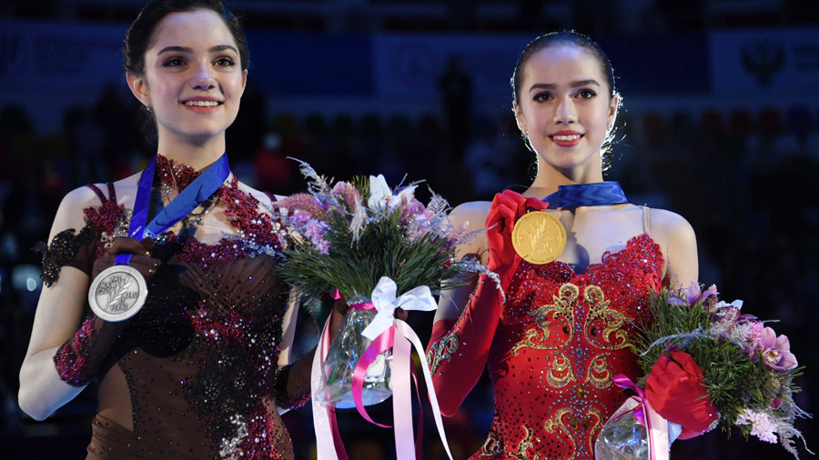 'It's all just starting': 15yo PyeongChang champ Zagitova about emotions, plans & critics