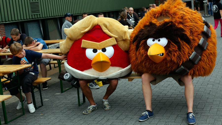 Angry Birds game-maker hit by worst stock sell-off since going public