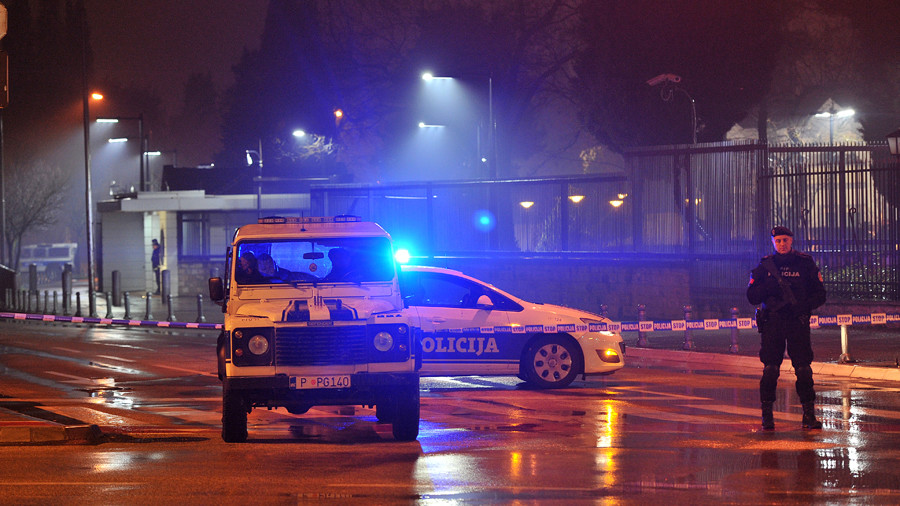 Attacker throws grenade at US embassy in Montenegro, detonates suicide bomb