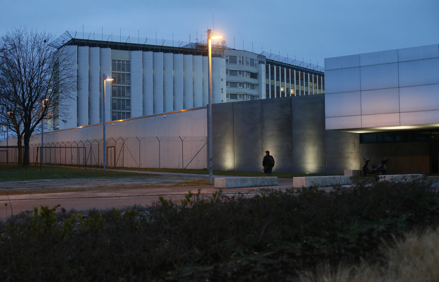 German prisons may face 'wave of extremists', state justice minister warns