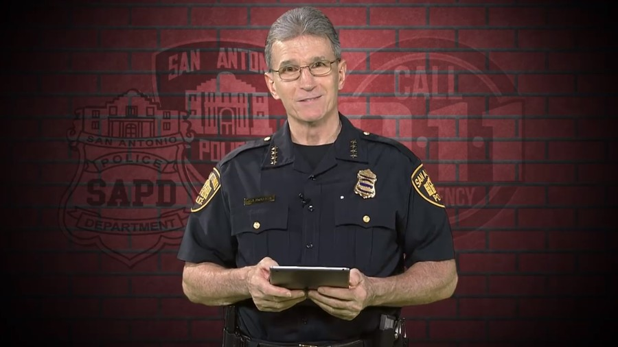 'We're not the pizza department': San Antonio police on dumbest 911 calls (VIDEO)