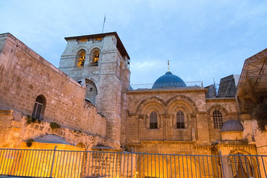 'Attack against Christians': Jerusalem church closes to protest Israeli tax, land policies