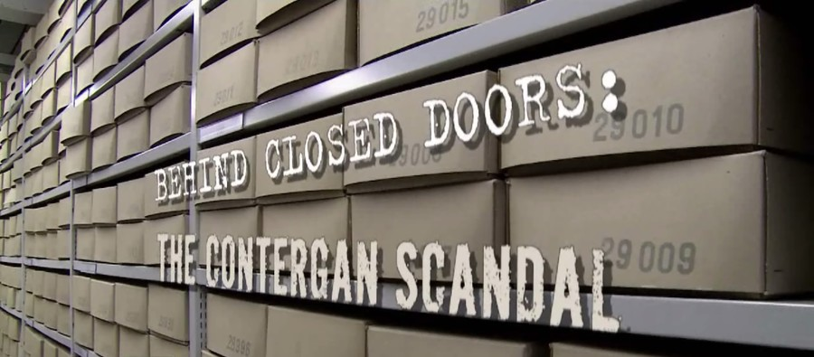Behind closed doors: The Contergan scandal