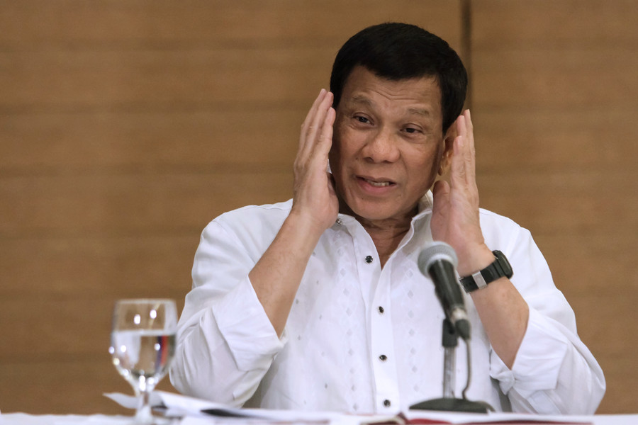 'Empty-headed son of a whore': Duterte takes aim at UN Human Rights chief in latest insult