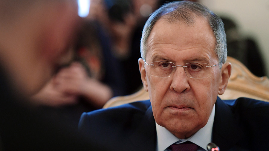 Moscow would allow jihadists to leave E. Ghouta – Lavrov