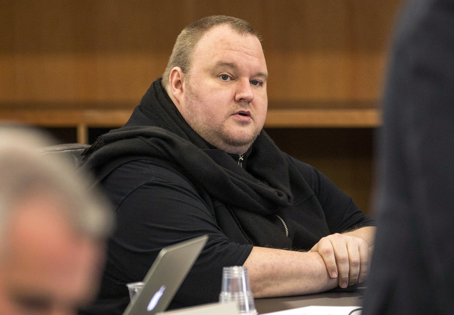 Kim Dotcom warns of 'invisible spy war' & deep state interference