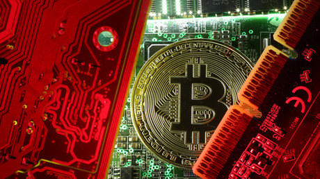 Bitcoin crashes as China vows to stamp out overseas crypto-trading