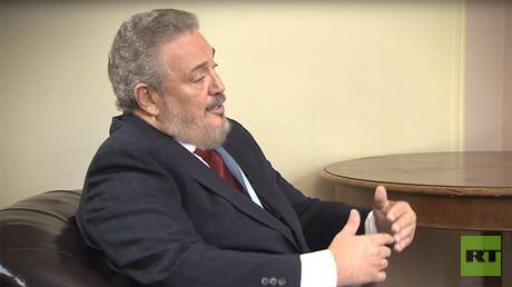 WATCH RT's last interview with late 'Fidelito' Castro, Fidel's eldest son
