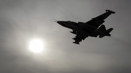 VIDEO shows precision strikes on militants who downed Russian jet in Syria