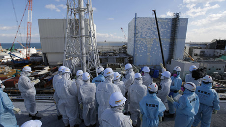 Lethal radiation amounts still detected at crippled Fukushima plant 7yrs after disaster