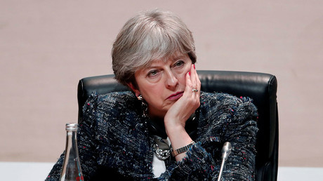 Tory infighting, plots & bungled EU talks: The signs Theresa May is about to fall