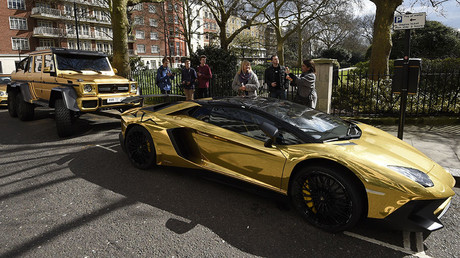 Wealthy Russians living in Britain told to explain their fortunes or have assets seized
