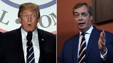 'International Health Service': Is Trump taking cues from Farage in his NHS criticism?