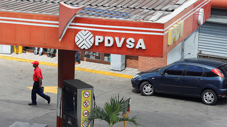 US threatens to ditch oil imports from Venezuela