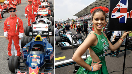 Formula 1 to replace 'grid girls' with 'Grid Kids' initiative