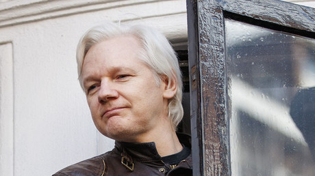 WikiLeaks co-founder Julian Assange. © Tolga Akmen / Global Look Press