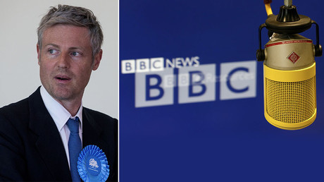 Tory MP Zac Goldsmith (L) © Global Look Press / Reuters